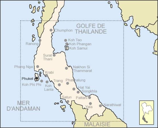 le-sud-de-la-thailande