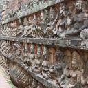 Terrasse du roi lépreux - Angkor Thom