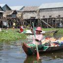 Kompong Pleuk sur le Tonlé Sap