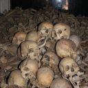Ossuaire mémorial des horreurs perpétrées par les Khmers rouges entre 1975 et 1979