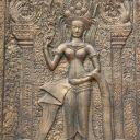 Apsara au Vat Phnom- Phnom Penh