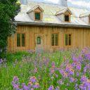 Notre ferme bicentenaire à l'île d'Orléans l'été