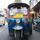 guide en touk touk sur Bangkok