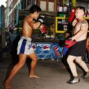 La boxe thai