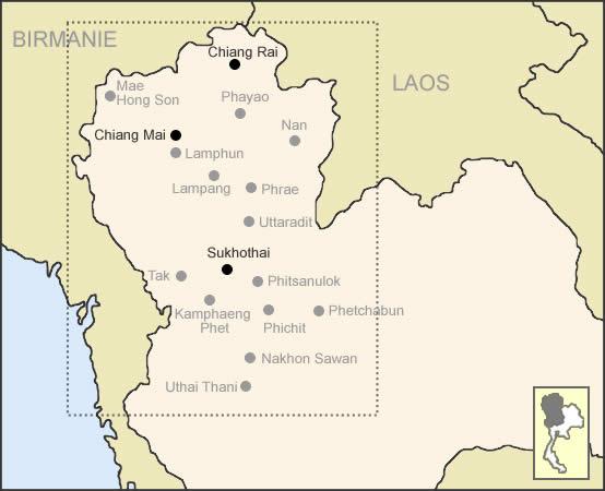 le-nord-de-la-thailande