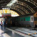 Les trains en Thailande