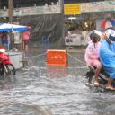Il a plue à Bangkok